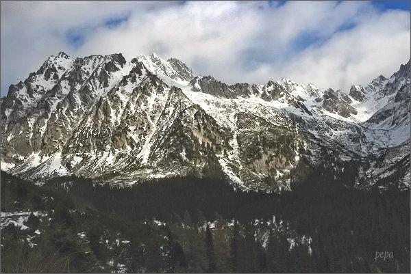 Vysoké Tatry, Dolina Zlomísk a Kôpky