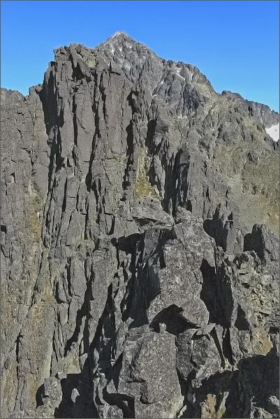 Sokolia veža z Drobnej veže