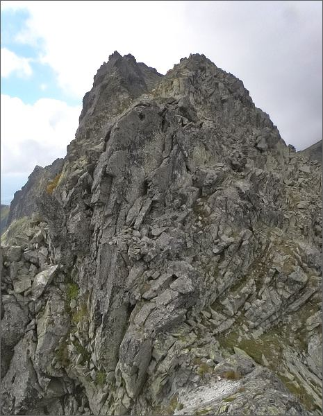 Furkotské veže (Malá, Prostredná a Veľká)