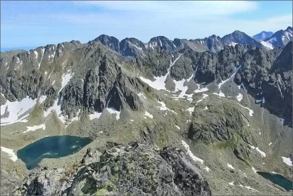 Mlynická dolina z Prostredného Soliska