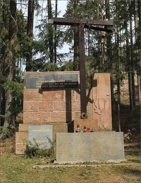 Třetí československé úderné roty generála Luži na Tišnovsku v letech 1944 – 1945