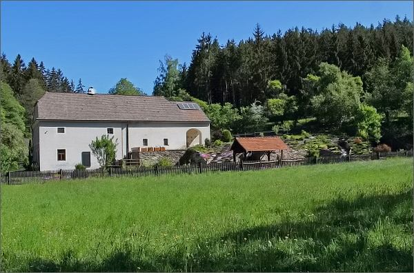 Rýglovský (Čermákův) mlýn