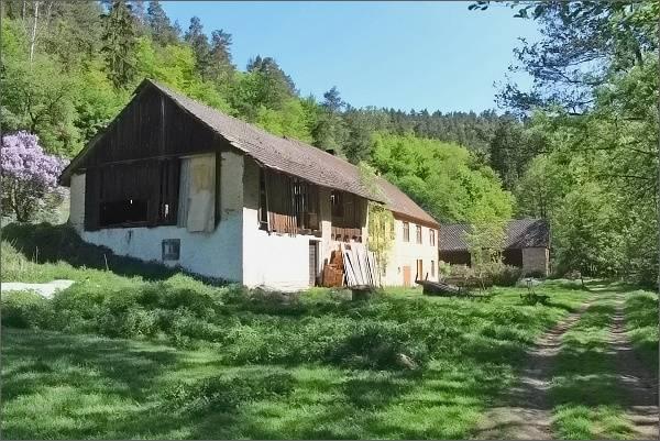 Pánovský (Urbánkův) mlýn