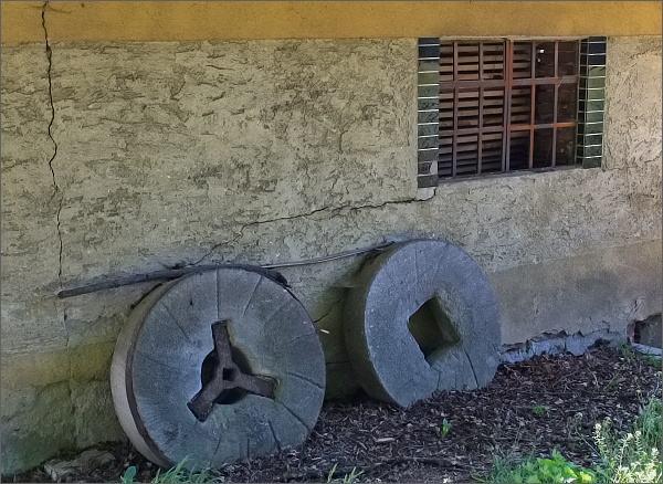 Vybavení Pavlovcova mlýna