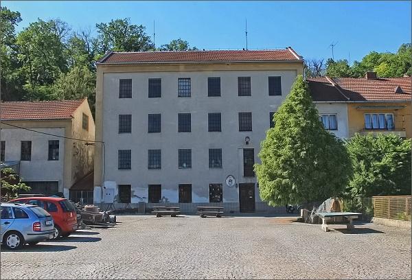 Veverská Bítýška, Jarošův mlýn