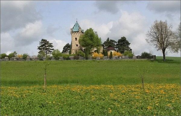 Vítochov. Kostel sv. Michala