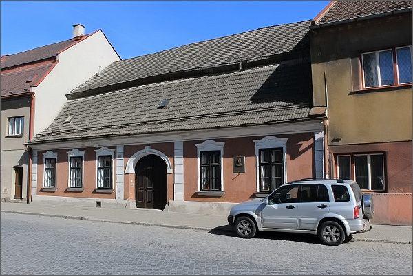 Jimramov. Rodný dům Jana Karafiáta