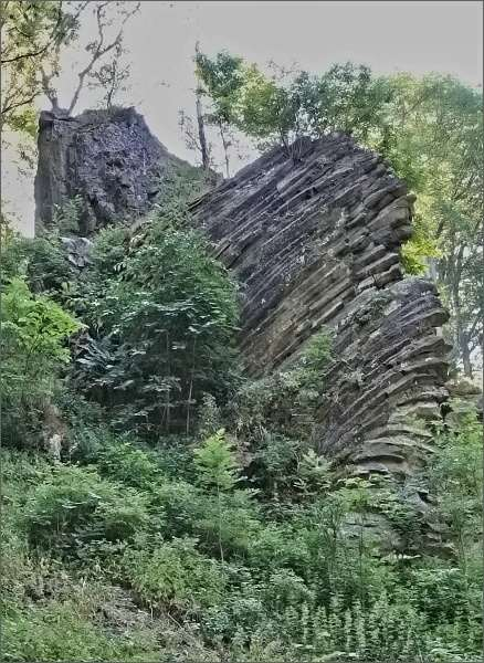Kamenné varhany na Slavíčku