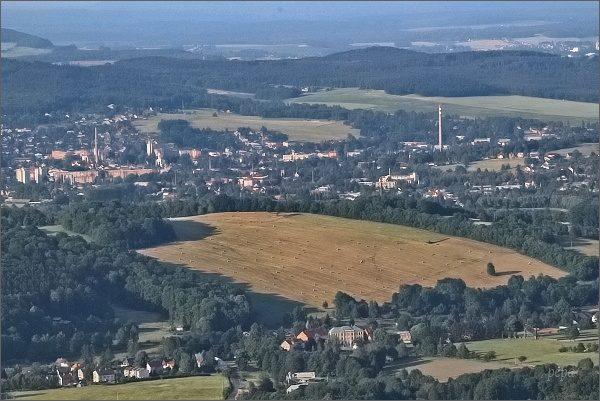 Varnsdorf z Jedlové