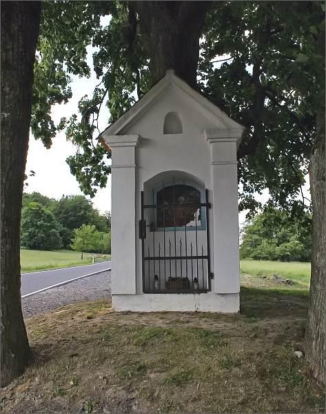 Kaplička nad Polevskem