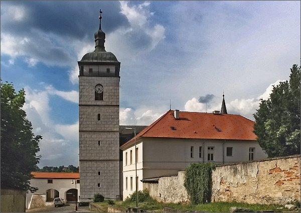 Česká Kamenice, kostel sv. Jakuba Většího