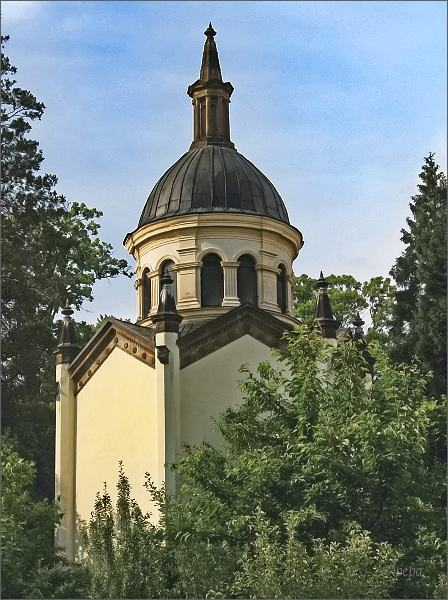 Hrobka rodiny Preidl v České Kamenici