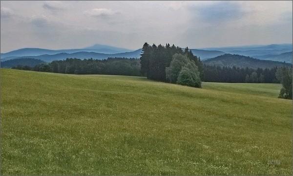 Ještěd od Lűckendorfu
