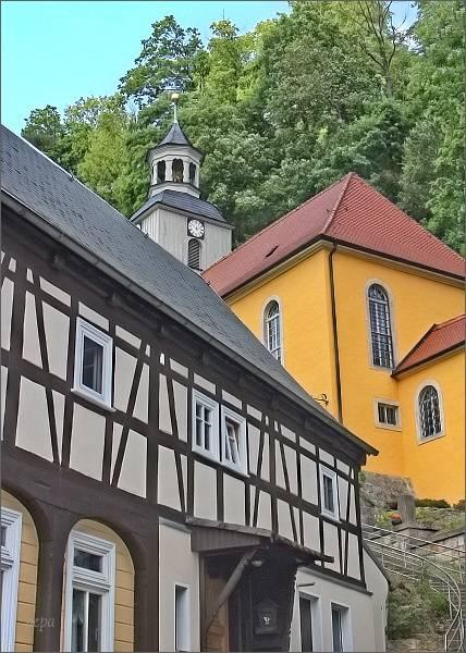 Kurort Oybin, Bergkirche