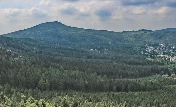 Lužickými horami křížem krážem