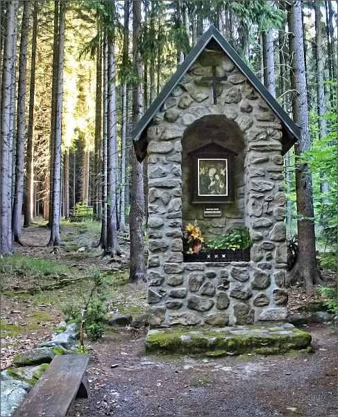 Lesní kaple pod Prosičkami
