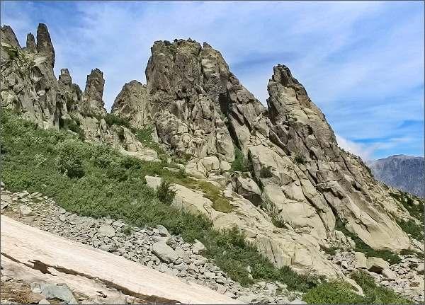 A ještě jednou skalní věže