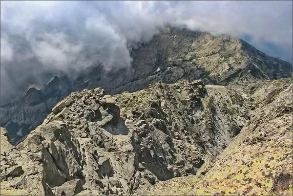 Monte d´ Oro, pohled k Migliarello