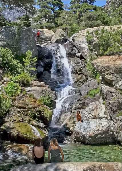 Cascade des Anglais (Anglické kaskády)