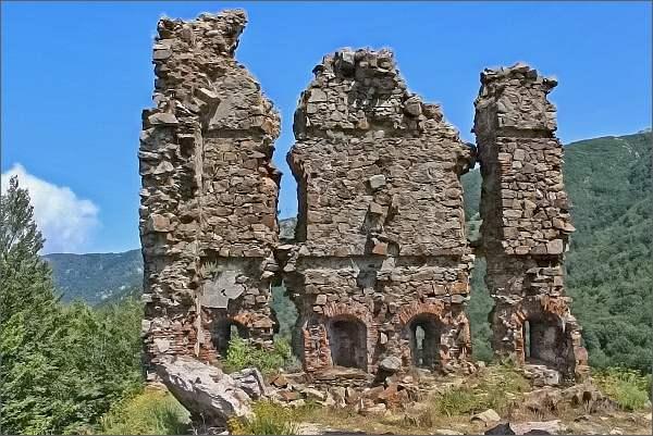 Fort de Vizzavona