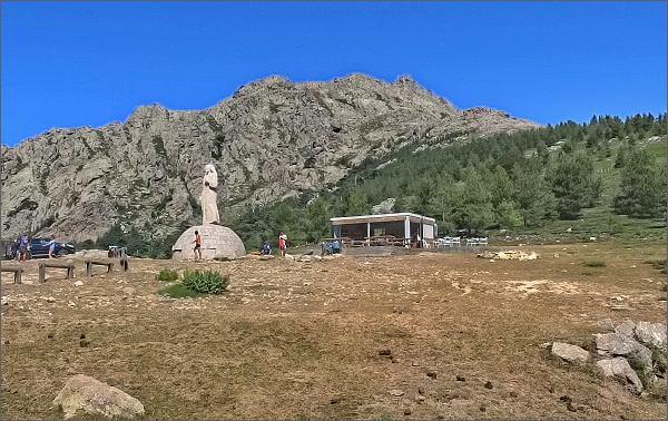 Sedlo Col de Vergio