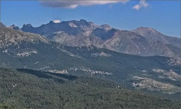 Monte Cinto (nejvyšší)