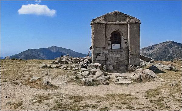 Chapelle San Pedru