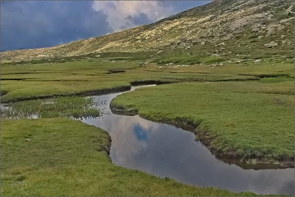 U LacU Lac de Nino de Nino