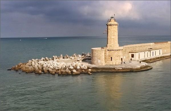 Livorno, přístav