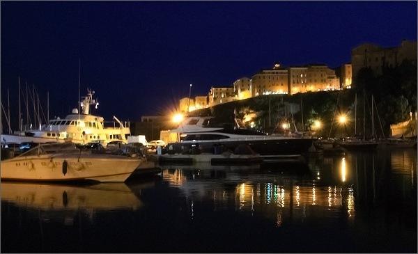Noční Bastia
