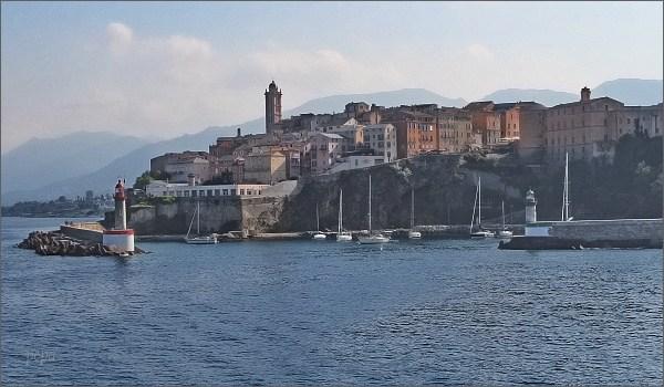 Bastia, Terra Vecchia, nejstarší část města