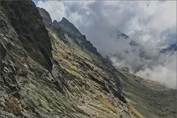 Rumanova dolina a Zlobivá z Východného Rumanovho sedla