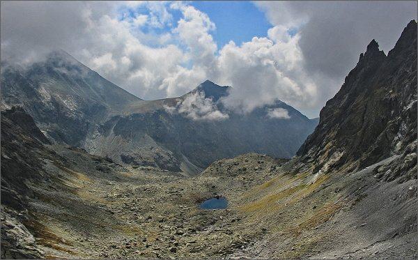 Další pohled do Rumanovej doliny...