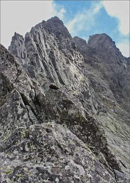 Bartkova veža a Ganky