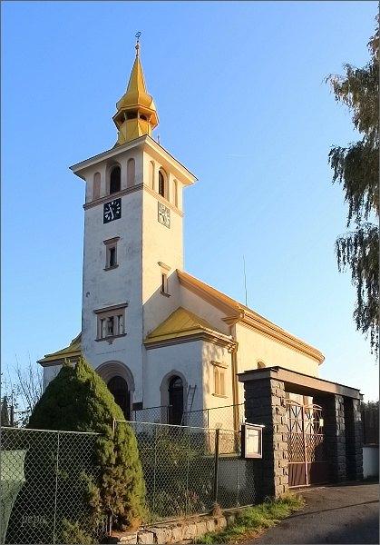 Svratouch, evangelický kostel