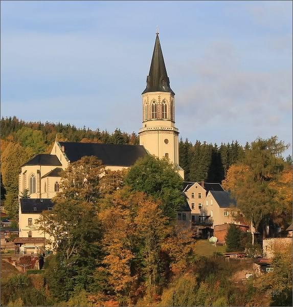 Johanngeorgenstadt, Exulantenkirche