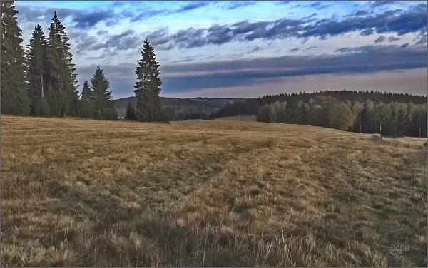 Krušné hory: Z Horní Blatné do Přebuze