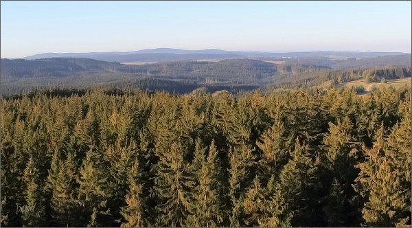 Slavkovský les z Krudumu