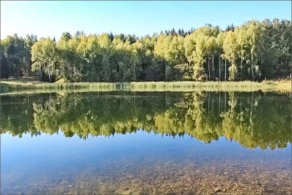 Rybník Pískoviště