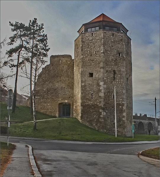 Hainburg, Wasserturm