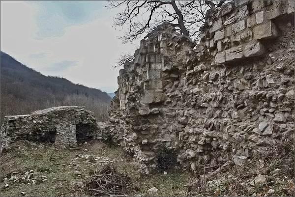 Zřícenina hradu Röthelstein