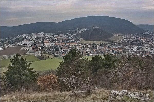 Hainburg z Braunsbergu