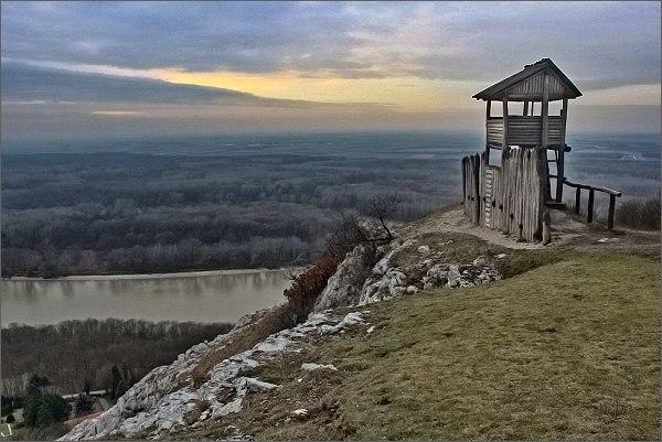 Braunsberg, Keltischer Wachtturm