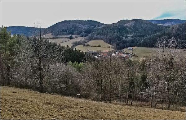 Údolí Svratky u Ujčova