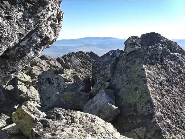 Na vrcholu Veľkého Soliska