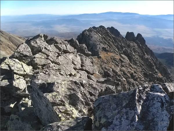 Soliskový hrebeň z Veľkého Soliska
