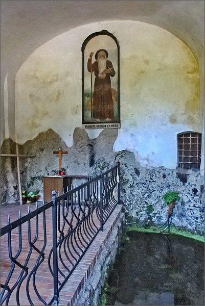 Svatý Jan pod Skalou, kostel Narození sv. Jana Křtitele