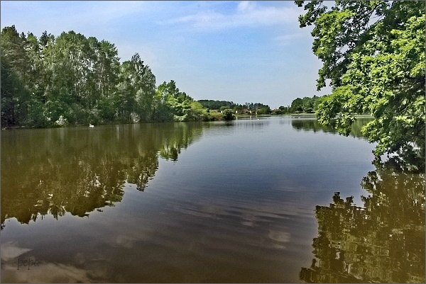 Rybník Blato