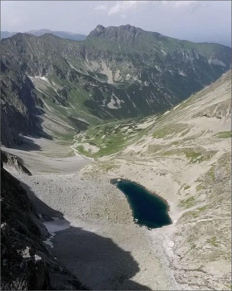 Široká ze Zadnej Javorovej doliny
