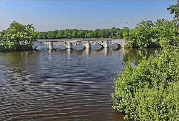 Kamenný most u Staré Hlíny